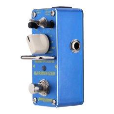 Harga Aroma Ahar 3 Harmonizer Musikus Memasang Tuas Transmisi Efek Pedal Gitar Elektrik Mini With Bypass Efek Tunggal Sejati Yg Bagus