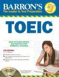 Review Barron S Toeic 5Th Edition With Cd Barrons Di Jawa Timur