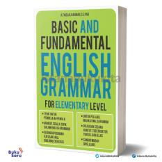 Basic and Fundamental English Grammar for Elementary Level
