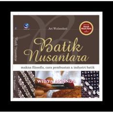 Batik Nusantara - Makna Filosofis, Cara Pembuatan, dan Industri Batik