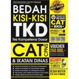 Beli Bedah Kisi Kisi Tkd Cat Cpns Ikatan Dinas Terbaru