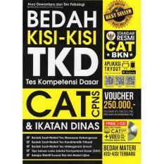 BEDAH KISI-KISI TKD CAT CPNS & IKATAN DINAS