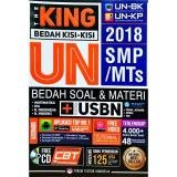 Jual Bedah Kisi2 Un Smp Mts 2018 The King Lengkap