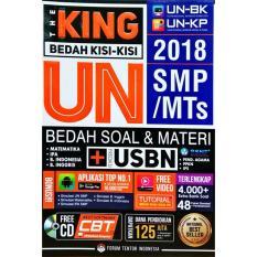 Spesifikasi Bedah Kisi2 Un Smp Mts 2018 The King Yg Baik