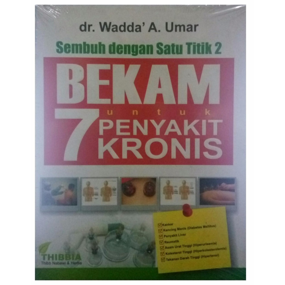 Bekam Untuk 7 Penyakit Kronis
