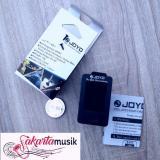 Diskon Best Seller Joyo Tuner Gitar Rotatable 360 Degree Jt 01 Mk02 Black Akhir Tahun