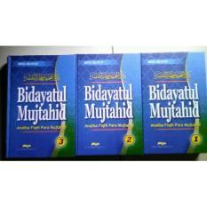 Jual Bidayatul Mujtahid 1 Set 3 Jilid Analisa Fiqih Para Mujtahid Pustaka Amani Ibnu Rusyd Di Bawah Harga