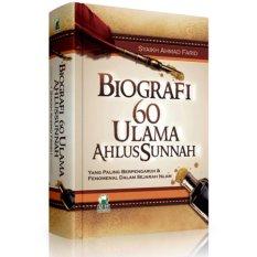 Jual Biografi 60 Ulama Ahlussunnah Grosir