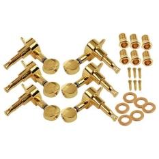 Spesifikasi Bolehdeals Listrik Akustik Gitar Tuning Pasak Pengunci String Tuner 3R3L Dengan Sekrup Internasional Murah Berkualitas
