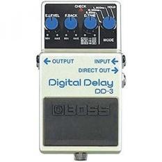BOSS DD-3 Digital Delay Pedal-Intl