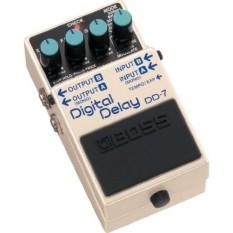 Boss DD-7 Digital Delay Pedal-Internasional