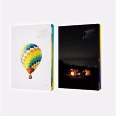 Bts-Young Forever Khusus Album 2cd + Poster + Buku Foto + 2 Photocard Verion Acak By Megakshop
