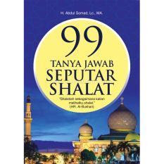 Tips Beli Buku 99 Tanya Jawab Seputar Shalat Ustadz Abdul Somad Lc Ma Yang Bagus