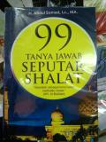 Harga Buku 99 Tanya Jawab Seputar Sholat Ust Abdul Somad Multi Indonesia