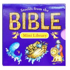 Buku Anak Genius Stories From The Bible Mini Library By Genius Baby Book.