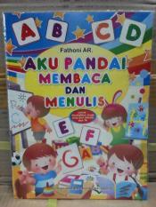 Buku Anak PAUD dan TK, belajar Membaca dan Menulis