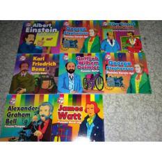 Harga Buku Cerita Anak Billingual 1 Set Yang Murah