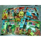 Harga Buku Cerita Anak Nusantara Billingual 1 Set Merk Not Specified
