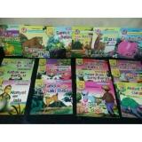 Jual Buku Cerita Anak Seri Fabel 1 Set Billingual Di Dki Jakarta