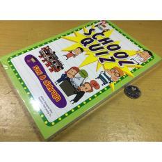 Buku Cerita Full Colour School Quiz Series Seni Dan Olahraga New