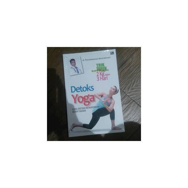 Buku Detoks Yoga