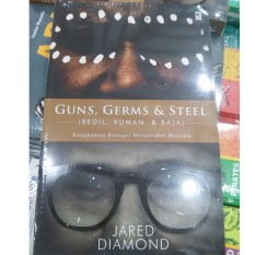 Spesifikasi Buku Guns Germs Steel Bedil Kuman Dan Baja Jared Diamond Murah