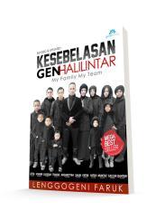 Buku Kesebelasan Gen Halilintar Seri #1 Full TTD