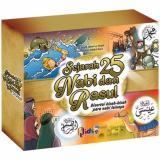 Beli Buku Kisah Sejarah 25 Nabi Dan Rasul Cerita Anak Islami Nyicil