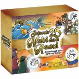 Review Buku Kisah Sejarah 25 Nabi Dan Rasul Cerita Anak Islami Terbaru