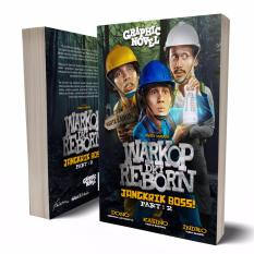 Diskon Buku Kita Warkop Dki Reborn Jangkrik Boss Part 2 Graphic Novel Buku Kita Di Dki Jakarta