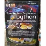 Jual Buku Kumpulan Solusi Pemrograman Python Dvd Online