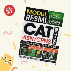 Harga Buku Modul Resmi Cat Asn Cpns 2017 2018 Forum Edukasi Di Yogyakarta