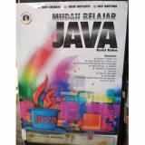 Promo Toko Buku Mudah Belajar Java Budi Raharjo