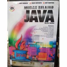 Beli Buku Mudah Belajar Java Budi Raharjo Nyicil
