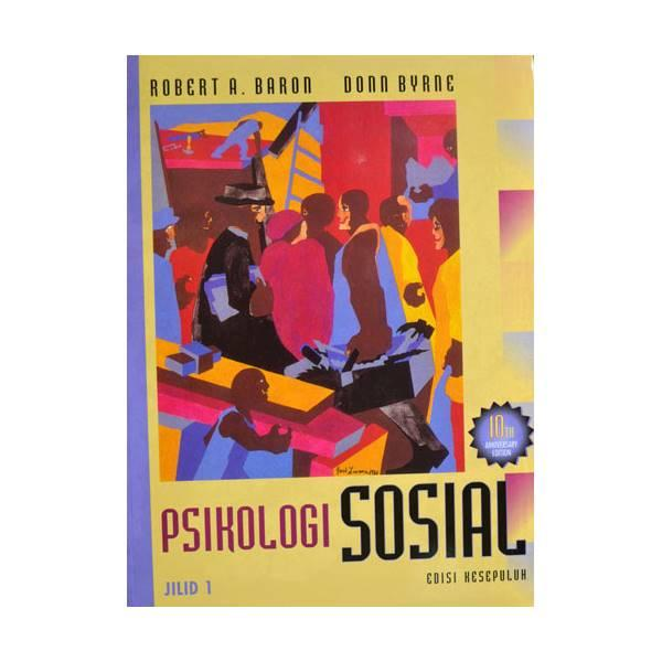 Harga preferensial Buku PSIKOLOGI SOSIAL JL.1 ED.10 (ORI) beli sekarang - Hanya Rp143.450