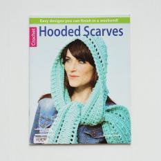 Buku Rajutan - Hooded Scarves By Craft Studio.