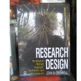 Jual Buku Research Design Pendekatan Edisi 4 Murah