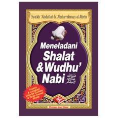 Spesifikasi Buku Saku Meneladani Shalat Wudhu Nabi Saw Paket 5Pcs Toha Putra