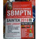 Review Pada Buku Sbmptn 2018 Strategi Sukses Sbmptn 2018 Saintek Cd