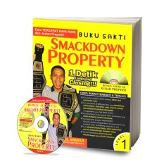 Beli Buku Seru Buku Sakti Smackdown Property Level 1 Cicilan