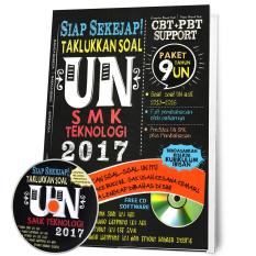 Harga Buku Seru Siap Sekejap Taklukkan Soal Un Smk Teknologi 2017 Di Indonesia