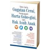 Promo Buku Seru Tata Cara Gugatan Cerai Pembagian Harta Gono Gini Dan Hak Asuh Anak