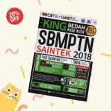 Promo Toko Buku The King Bedah Kisi Kisi Sbmptn Saintek 2018