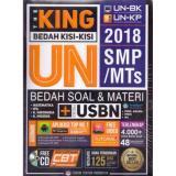 Penawaran Istimewa Buku Un Smp The King Bedah Kisi Kisi Un Smp Mts 2018 Terbaru