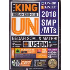 Obral Buku Un Smp The King Bedah Kisi Kisi Un Smp Mts 2018 Murah