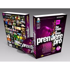 Buku Video Editing The Magic Of Adobe Premiere Pro DVD Tutorial CS6 CC 2015 Indonesia Pemula