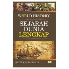 Harga Buku World History Sejarah Dunia Lengkap Huton Webster Phd Original