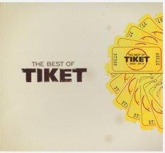 Bulletin Music Shop - CD Album Tiket- The Best Of Tiket