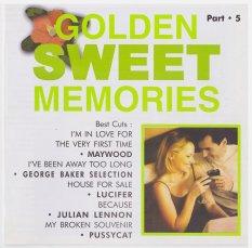 Bulletin Music Shop Cd Golden Sweet Memories Part 5 Bulletin Music Shop Murah Di Indonesia