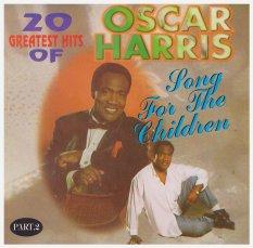 Toko Bulletin Music Shop Oskar Harris 20 Greatest Hits Of Part 2 Bulletin Music Shop